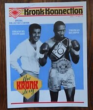 Boxing Publication: The Kronk Story, Kronk Konnection