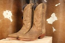 MEN'S ABILENE BROWN WESTERN BOOT STYLE 6436 NEW IN BOX! SALE! ALL SIZES!