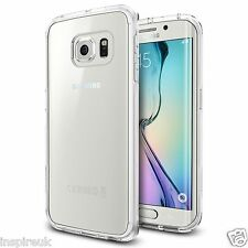 100% CRYSTAL CLEAR GEL CASE TPU COVER FOR SAMSUNG GALAXY NOTE 5 S6 EDGE PLUS