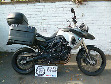 2010 BMW F 800 GS Adventure Touring Motorcycle Tiger Explorer Multistrada 990