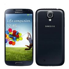 "Original Samsung Galaxy S4 GT-I9500 5"" Unlocked Smartphone 16GB 13MP Black White"