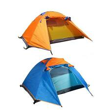 NEW 3-Person Double layer Waterproof Family Camping Hiking Instant Tent QL37