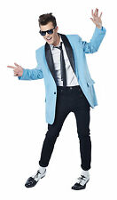 Rock and Roll 50's Teen Idol Grease Adult Costume