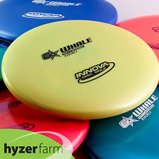 Innova G Star WHALE *pick weight and color* disc golf putter Hyzer Farm Gstar