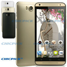 "5.0"" Unlocked Android 4.4 Dual Core 3G GSM GPS WIFI Smartphone AT&T Cell Phone"
