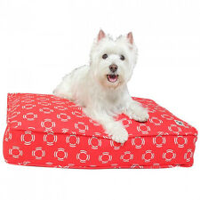 Lady in Red Dog Bed Duvet by Molly Mutt 100% Cotton