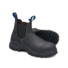 Blundstone BootS Water Resistant Leather Elastic Side Safety Work Boot (990)