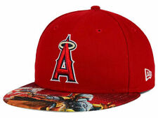 Official MLB Star Wars Los Angeles Angels of Anaheim New Era 59FIFTY Fitted Hat