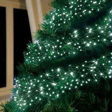 CHRISTMAS CHASING LED CLUSTER LIGHTS INDOOR/OUTDOOR FOR TREES