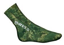 Mares Pure Instinct Mens 3mm Camo Spearfishing Socks Boot