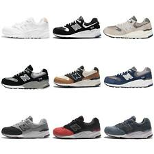 New Balance ML999 D Suede Mens Running Retro Shoes Sneakers Trainers Pick 1