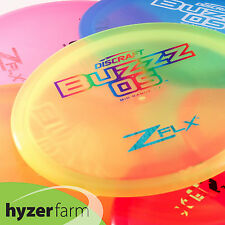 Discraft Z FLX BUZZZ OS *pick weight and color* Hyzer Farm disc golf mid range
