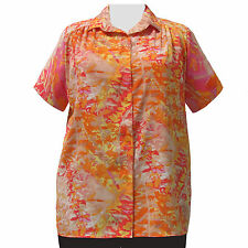 A Personal Touch Blouse Plus 2X-3X NWT Womens Shirt