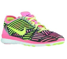 NEW NIKE shoes women's sneakers Fitness Free 5.0 TR FIT 5 PRT Rosa 704695 600
