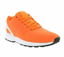 NEW adidas ZX FLUX Men's Trainers trainers Neon-Orange B34509