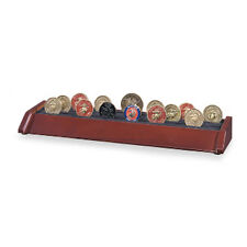 Challenge Coins Rack- 3 Row,Challenge Coins Displays Hand Made By Veterans