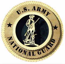 U.S Army National Guard Wall Tribute, U.S Army National Guard Hand Made Gift