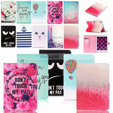 Vogue Patterned Leather Flip Case Cover For Apple iPad Air 1/2 iPad Mini 4 3 2 1