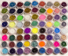 GLITTER POTS NAIL ART FACE AND BODY COSMETIC ART & CRAFT FINE TATTOO FACEPAINT