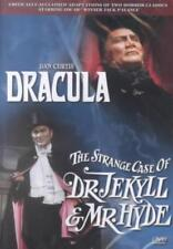 Dracula/The Strange Case of Dr. Jekyll and Mr. Hyde New DVD