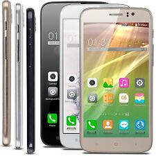 """5.0"""" Unlocked Smartphone Android 4.4 Dual Core 2SIM 3G WIFI For AT&T Cell Phone"""