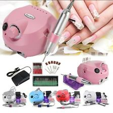 Electric False Nail Art File Drill Manicure/Pedicure Tools & Kits 20000/30000RMP