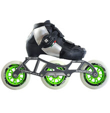 Luigino Kids Mini Challenge 3 Wheel Adjustable Inline Speed Skate