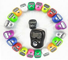 ELECTRONIC DIGITAL HAND TALLY COUNTER LOT TASBIH TESPIH FINGER TALLY COUNTER