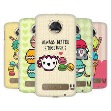HEAD CASE DESIGNS KAWAII MACARONS HARD BACK CASE FOR MOTOROLA PHONES 1