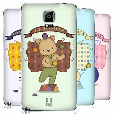 HEAD CASE DESIGNS CIRCUS ANIMALS REPLACEMENT BATTERY COVER FOR SAMSUNG PHONES 1