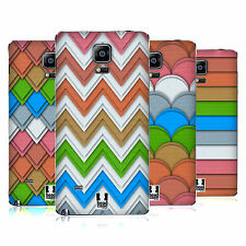 HEAD CASE DESIGNS PAPER PATTERNS REPLACEMENT BATTERY COVER FOR SAMSUNG PHONES 1