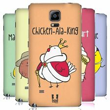 HEAD CASE DESIGNS YUMMY DOODLE REPLACEMENT BATTERY COVER FOR SAMSUNG PHONES 1