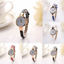 Fashion New Womens Watches Ladies Round Chic Quartz Analog Bracelet Wrist watch