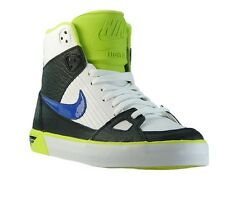 NEW NIKE Flight AC Unisex sneakers High Top Trainers Basketball Shoes White