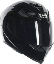 AGV K5 Full-Face Motorcycle Helmet (Gloss Black) Choose Size