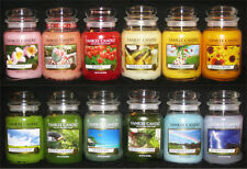Yankee Candle - (1) 22 oz Jar - SPRING & SUMMER SCENTS - RARE & RETIRED!!