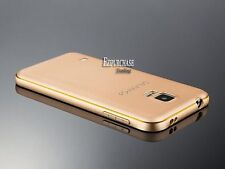 Luxury Aluminum Ultra-thin Metal Case Cover Skin For Samsung Galaxy S5 SV i9600