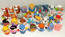 Fisher Price Little People & Other Brands Replacement Figures Pick ONE!