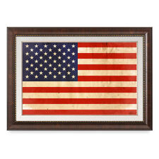 DecorArts-American Flag Giclee Canvas Prints for Home Wall Decor