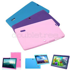 """Soft Silicone Gel Case Cover Skin Protector For 7"""" Android Q88 A23 A13 Tablet"""