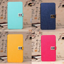 Flip Wallet Card stand Leather case For Samsung European version galaxy s2 i9100