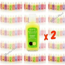 LOT 2 OPI Avojuice Lotion 30ml 1oz Skin Quencher Lotions Set    PICK Any Scents
