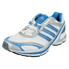 MENS ADIDAS LACE UP RUNNING CASUAL SHOES TRAINERS SNOVA GLIDE 2W