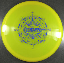 Latitude 64 Opto Compass overstable mid range driver disc - GREAT SKY DISC GOLF