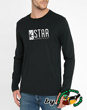 STAR Laboratories The Flash DC Comics TV Series S.T.A.R. Labs Long Sleeve Shirt