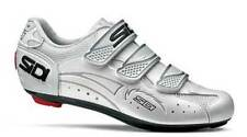 SIDI ZEPHYR WOMAN ROAD SHOES WHITE PEARL WHITE