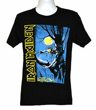 Iron Maiden Fear of the Dark T-shirt Rock Band Graphic Tee Black Preshrunk NWT