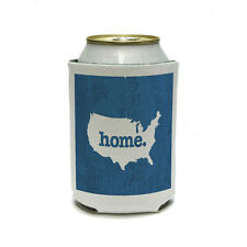 United States of America USA Home Country Can Cooler Drink Insulated Holder