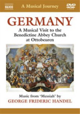 Musical Journey: Germany - A Musical Visit to the Benedictine.. DVD NEW