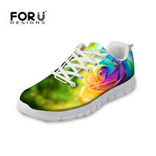Rose Running Trainers Mens Shock Absorbing Casual Walking Jogging Gym Shoes Size